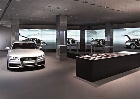 City Audi by Audi City Cyberstore Opens In Forcegt