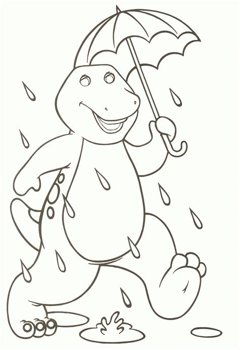 coloring book print free barney printable coloring pages free printable barney