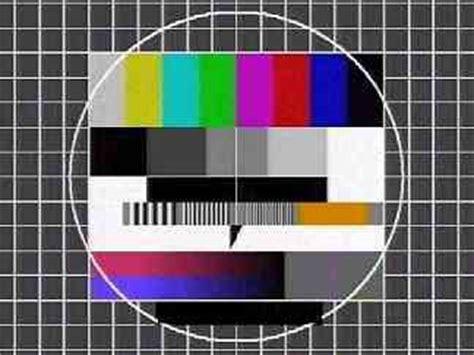 test pattern beep tv error screen test patterns colorbars ask metafilter
