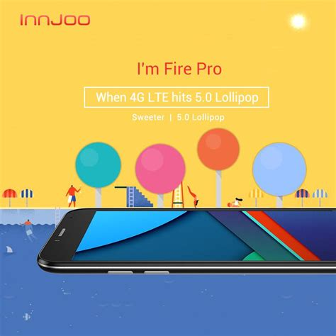 android 5 0 lollipop os innjoo teases pro smartphone with 4g lte and android 5 0 lollipop os phones nigeria