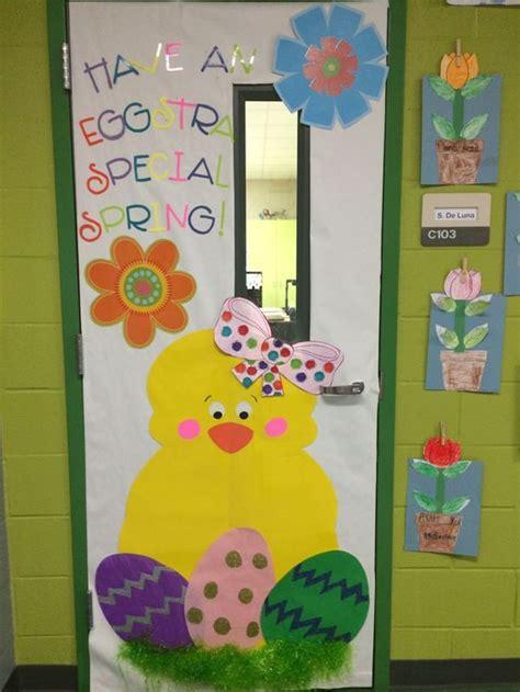 easter classroom doors craft 7 171 funnycrafts