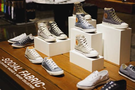 Garden State Mall Converse Store Converse Opens Mall Based Retail Store In New Jersey