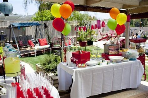 Backyard Bbq Baby Shower Ideas Backyard Bbq Baby Shower Ideas Real The Big