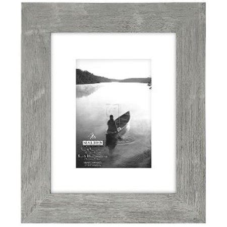 10 X 10 Matted Picture Frames by 5x7 8x10 Gray Matted Picture Frame Walmart