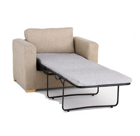 Chair Bed by Milan Single Chair Bed Renray Healthcare