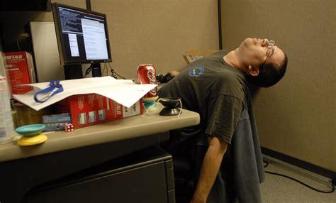 Falling Asleep At Work Desk retiring german state employee admits to doing nothing for 14 years
