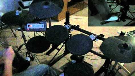disappear bullet for my bullet for my disappear drum cover