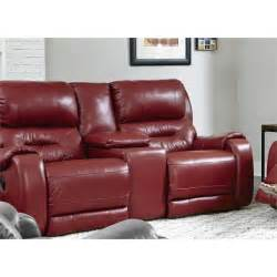 Southern Motion Reclining Loveseat by Southern Motion Sting Reclining Console Loveseat