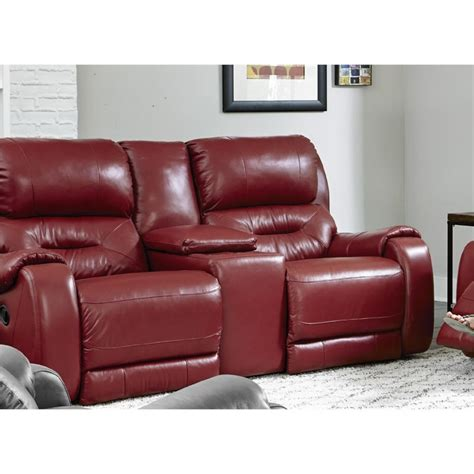 southern motion loveseat recliner southern motion sting power double reclining console