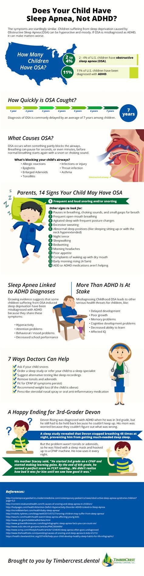 sleep junkies adhd or sleep apnea has your child been misdiagnosed
