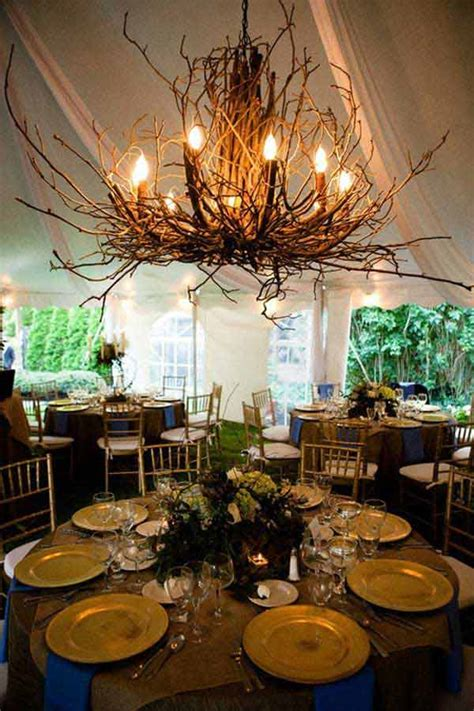 Creative Chandelier Ideas 30 Creative Diy Ideas For Rustic Tree Branch Chandeliers Amazing Diy Interior Home Design