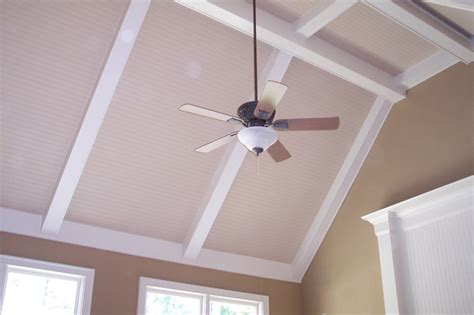 How To Paint Ceiling Beams by Painting Ceiling Beams Ceiling Systems Den Remodel