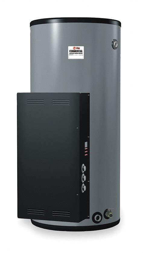 RHEEM RUUD Commercial Electric Water Heater, 119.9 gal. Tank Capacity, 240V, 36,000 Total Watts