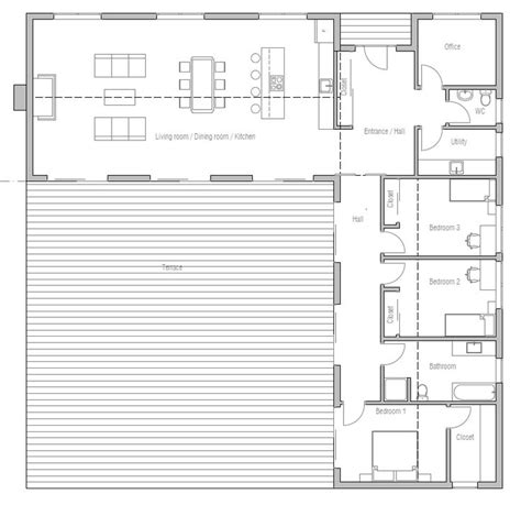 l shaped design floor plans best 25 l shaped house ideas on pinterest