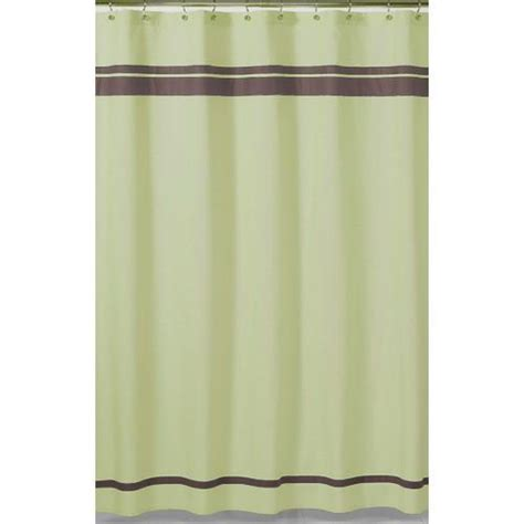 green brown shower curtain shower curtain 54 215 78 green fabric tips and guide