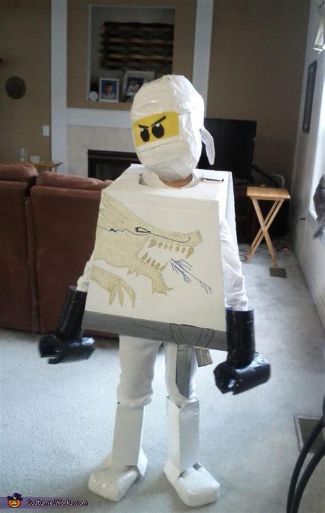 lego ninjago white ninja costume   guide