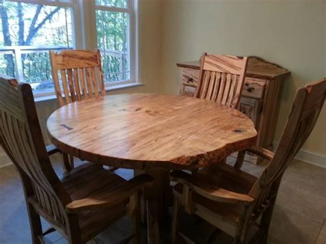 Maple Dining Room Furniture Made Ambrosia Maple Dining Table By Haymore Enterprises And Maple Dining Room Set