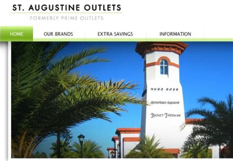 Polo Motorrad Factory Outlet by St Augustine Outlets Florida Usa Adressen
