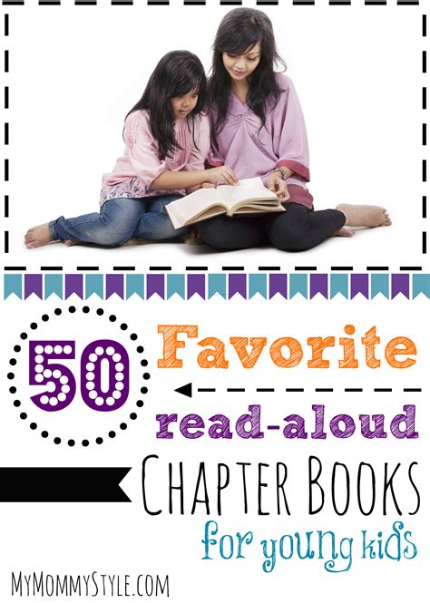 books read aloud 50 favorite chapter books to read aloud to children