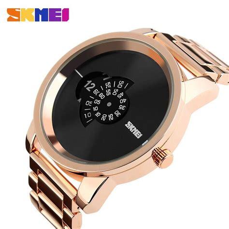 Jam Tangan Skmei Analog Wanita Fashion Water Resistant 3 Atm skmei jam tangan analog pria ad1171 gold jakartanotebook