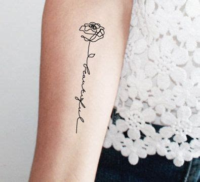 explore tattoo 2 beautiful temporary tattoos word temporary