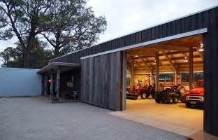 L Shaped Garage the 220 ber shed australian design review
