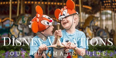 Trekaroo S Ultimate Disney Vacation Planning Guide For
