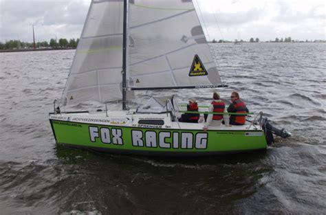 zeilboot fox 22 fox 22 verkoop