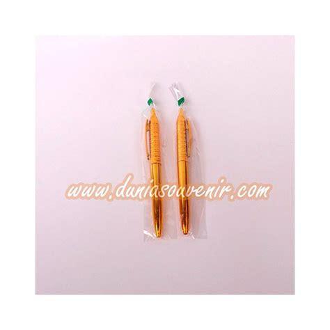 Souvenir Pernikahan Pulpen Emas Dalam Box dunia souvenir pulpen emas kemas plastik