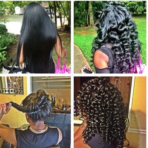 best wayto have a weave sown in for short hair 135 best vixen sew ins images on pinterest hair dos