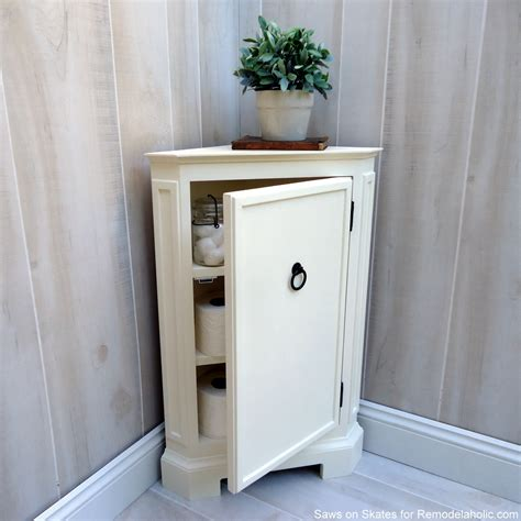 how to build a corner cabinet remodelaholic how to build a catalog inspired corner cabinet