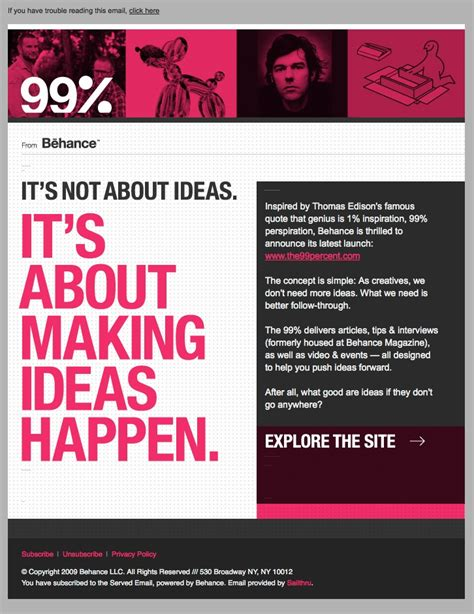 47 Best Images About Email Newsletter Inspiration On Pinterest Newsletter Templates Email Email Blast Design Templates