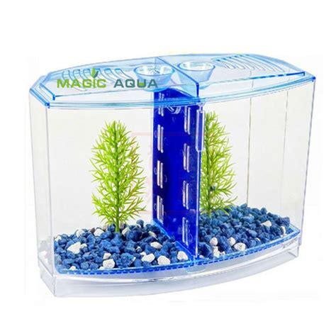 Aquarium Fish Model Cumi 13 Liter fighting betta fish tank kit aquarium fish tank bow front tank 8 quot x 4 quot x 6 quot