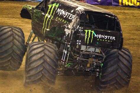 outdoor monster truck shows behind the scenes at the reno sparks livestock events