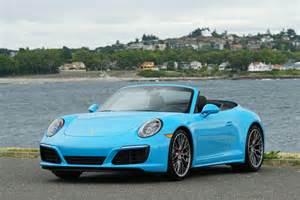 Porsche 911 4 S For Sale 2017 Porsche 911 4s Cabriolet For Sale Silver