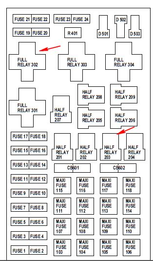 2001 ford expedition fuse box diagram i a 2001 ford expedition eddie bauer and someone