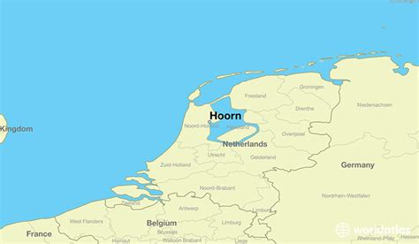 hoorn netherlands map where is hoorn the netherlands where is hoorn the