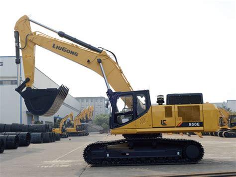 liugong  excavators  sale