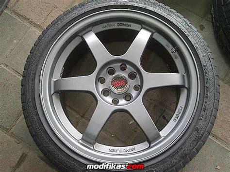 Ban Mobil Accelera Beta 20550 R17 Pasang Di Toko bekas tanggerang for sale velg te 37 grey r 17 ban 205 50 17