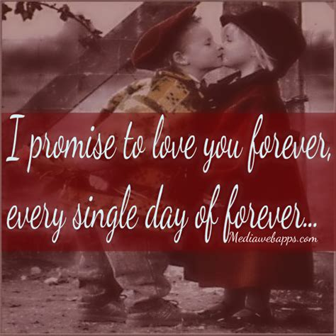 images with i promise you love forever promise quotes sayings images page 9