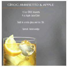 Definition Amaretto 2 by Ciroc On Bellini Recipe Bull And