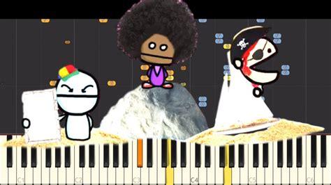 sailboat dantdm new piano tutorials vidmoon