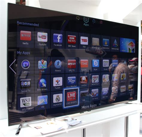 Samsung F Series Tv Samsung S New 2013 Smart Tvs The A Grade F Series Hardwarezone Sg