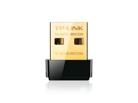 Jual Tp Link Tl Wn725n tl wn725n 150mbps wireless n nano usb adapter tp link