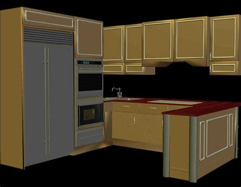 Individual Kitchen Cabinets Individual Kitchen Cabinets Single Kitchen Cabinet Clipart Temasistemi Net