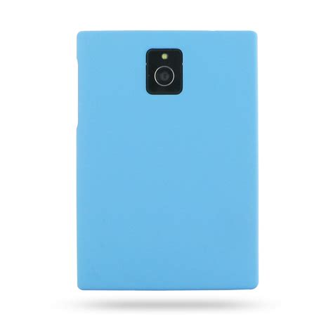 light blue covers blackberry passport rubberized cover light blue