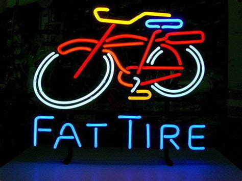 neon light wall bicycle belgian sign shop collectibles daily