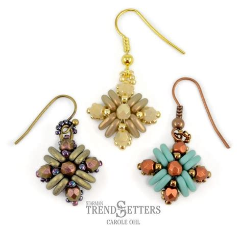 free jewelry books 1064 best beaded earring patterns tutorials images on