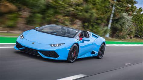 Lamborghini Huracan Kosten by Lamborghini Huracan Lp610 4 Spyder 2016 Review Car