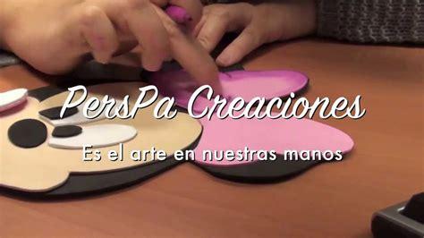Best Home Decor Blogs Uk Perspa Creaciones Decoraci 243 N En Goma Eva Foami Corro